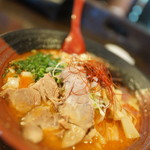 麺屋 樹 - 料理写真:辛口味噌