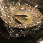 58724429 - 真鯛とムール貝のスープ