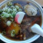 大石家 - 料理写真:中華そば大盛