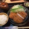 かつアンドかつ - 料理写真:ロース・ヒレかつランチ 2016年11月