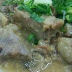 味のお福 - トロトロ、サクサクの食感。お味噌風味がやさしい。