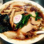 58726910 - 2016.10訪問★彡                       チャーシュー麺 ¥850&メンマ小追加 ¥50