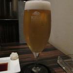 肉彩TEPHA - 生ビール