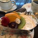 エスポワール - 料理写真:手作りケーキ&珈琲