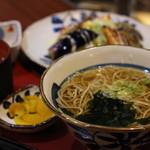 めん房 本陣 - 料理写真:秋の彩り御膳(1080円)