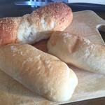 フランクス - エビフライパン  塩パン