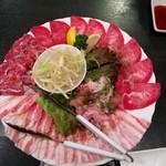 yakinikuyakuyakutei - 塩セット
