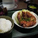 鳥酎 虎ノ門 - 鶏漬け南蛮定食