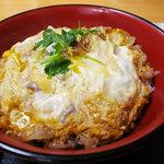 しぶき亭 - 桃生丼
