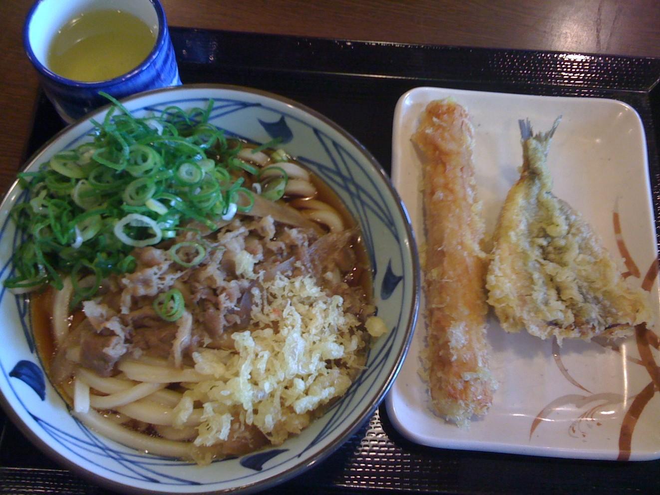 丸亀製麺 菊川店 name=