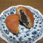 岩佐屋 - 料理写真:ふらい饅頭 110円なり