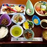 レストラン 余呉湖 - 料理写真:余呉定食 3000円
