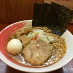 ジギー - 味噌ラーメン(土日限定)