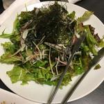 焼き鳥 武士 - サラダ