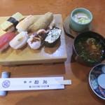 勘助鮨 - 料理写真:特選ランチ