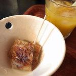 チャイラオ - ランチのデザートとジュース