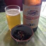 Hokushinkenshiyokudou - ビール大瓶