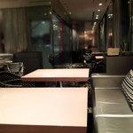 フォションパリルカフェ - お店の内観