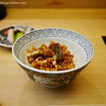 天ぷら懐石 いせ - *夜のおまかせ* 天丼