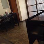 さかなや食堂 - 清潔な店内でした