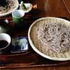 そば処 ふるさと - 料理写真:もり(大盛)
