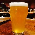 バーバー東京 - 御殿場高原ビール ライ麦ビール