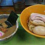 58737165 - 濃い10魚介つけ麺