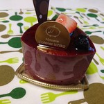 ラトリエ・イチコ - 料理写真:カシスショコラ