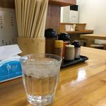 川越大勝軒 - カウンター