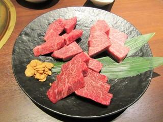 グリエ タニグチ 根塚店 - ハネシタ+カイノミ+ランプ。2800+2000+2000円