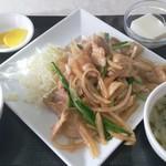 百菜 - 生姜焼き定食
