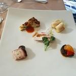 イタリア料理 ツインバード - 「季節の前菜」