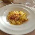 イタリア料理 ツインバード - 「ソーセージとじゃがいものアーリオ・オーリオ ペペロンチーノ風」