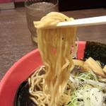 富山ブラック 麺家いろは - 麺