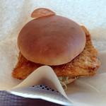 沼津バーガー - 深海魚バーガー