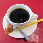 サルサ - 食後のコーヒー2016.11.12