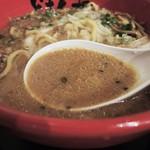 どさん子 - 赤練のスープ