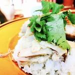 アジアン食堂 ジョージのレシピ - H28.11 柔らかい鶏肉にパクチーが合うわ♪