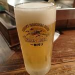 吉祥寺 串かつジャンジャン - 生ビール