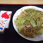 柳屋 - 焼きソバ1玉