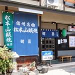 河昌 - お店入り口