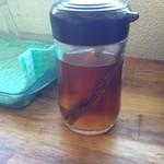 大島 - 卓上のいりこ醤油