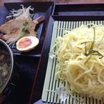 大島 - つけ麺680円