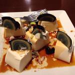 58749697 - ピータン豆腐¥680