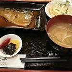 鮎味亭 - 鯖味噌定食