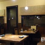 風の杜 つみえ家 - テーブル席2