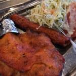 ONSEN食堂 - タンドリーチキン&シシカバブ