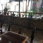カフェ・カルディー - 店内