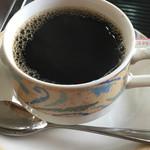 カフェ・カルディー - ブレンドコーヒーはたっぷりの量