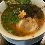らーめん たなっぷ - 海醤麺(ハイジャンメン)しょうゆ